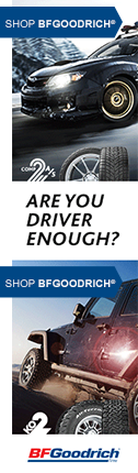 Shop for BFGoodrich tires at Superlube Complete Car Care