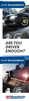 Shop for BFGoodrich tires at Ward TireCraft