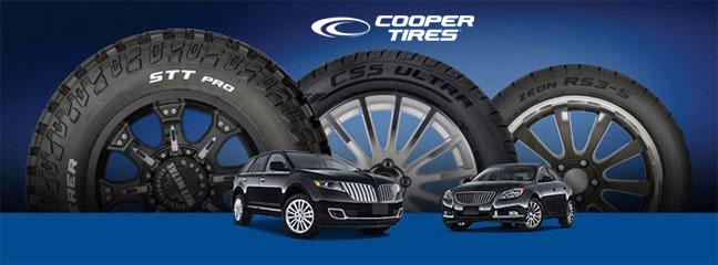 Cooper Tires Calgary, AB